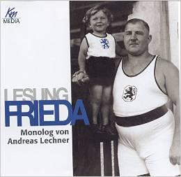 Frieda Lesung CD-Cover